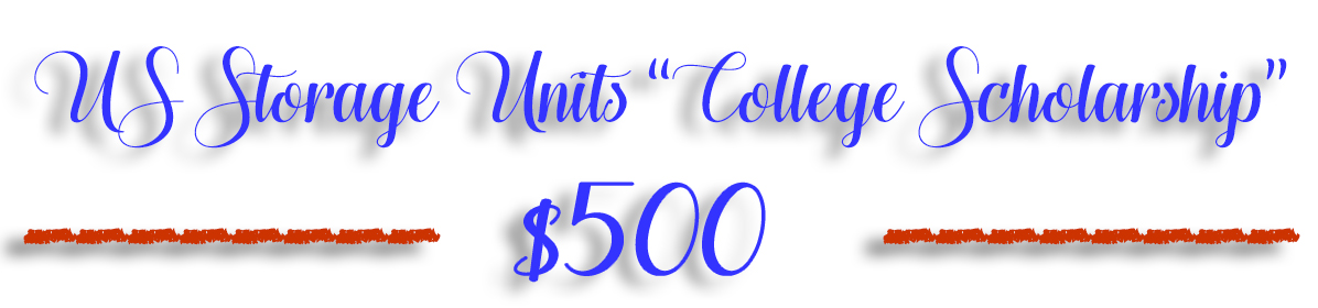 Apply for our $500.00 College Scholarship